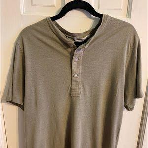 Calvin Klein light men's shirt